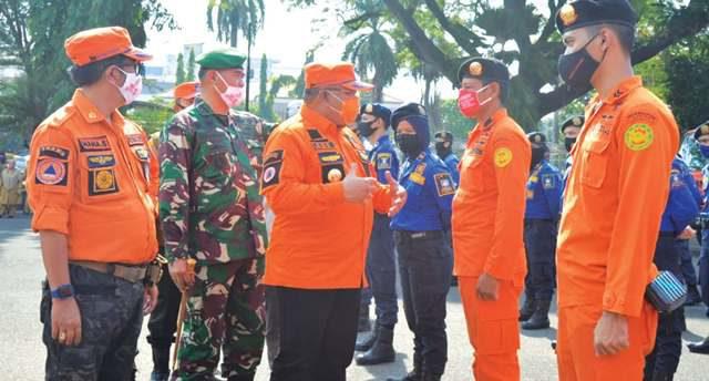 Satgas Bencana Diminta Siaga 24 Jam Hadapi Dampak La Nina