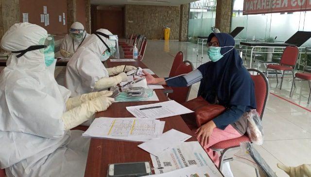 Pemkab Ajukan Penerima Vaksin 6 Ribu Orang